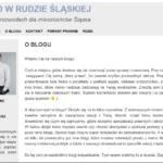 Rozwód w Rudzie Śląskiej - nasz nowy blog.